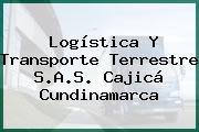 Logística Y Transporte Terrestre S.A.S. Cajicá Cundinamarca