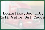 Logística.Doc E.U. Cali Valle Del Cauca