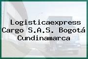 Logisticaexpress Cargo S.A.S. Bogotá Cundinamarca