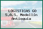 LOGISTICAS GO S.A.S. Medellín Antioquia