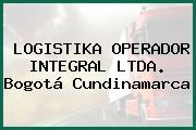 LOGISTIKA OPERADOR INTEGRAL LTDA. Bogotá Cundinamarca