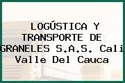 LOGÚSTICA Y TRANSPORTE DE GRANELES S.A.S. Cali Valle Del Cauca