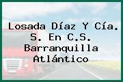 Losada Díaz Y Cía. S. En C.S. Barranquilla Atlántico