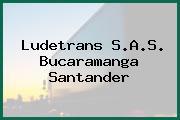 Ludetrans S.A.S. Bucaramanga Santander