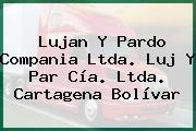 Lujan Y Pardo Compania Ltda. Luj Y Par Cía. Ltda. Cartagena Bolívar