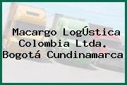 Macargo LogÚstica Colombia Ltda. Bogotá Cundinamarca