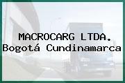 MACROCARG LTDA. Bogotá Cundinamarca