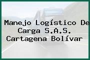 Manejo Logístico De Carga S.A.S. Cartagena Bolívar