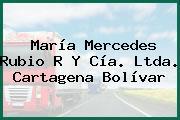 María Mercedes Rubio R Y Cía. Ltda. Cartagena Bolívar