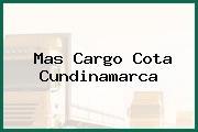 Mas Cargo Cota Cundinamarca