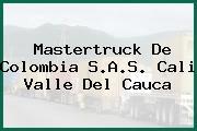Mastertruck De Colombia S.A.S. Cali Valle Del Cauca