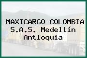 MAXICARGO COLOMBIA S.A.S. Medellín Antioquia