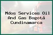 Mdos Services Oil And Gas Bogotá Cundinamarca