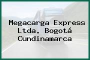 Megacarga Express Ltda. Bogotá Cundinamarca