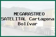 MEGARASTREO SATELITAL Cartagena Bolívar