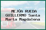 MEJÚA RUEDA GUILLERMO Santa Marta Magdalena