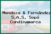 Mendoza & Fernández S.A.S. Sopó Cundinamarca