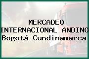 MERCADEO INTERNACIONAL ANDINO Bogotá Cundinamarca
