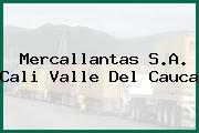 Mercallantas S.A. Cali Valle Del Cauca