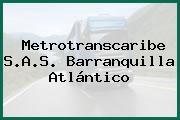 Metrotranscaribe S.A.S. Barranquilla Atlántico