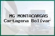 MG MONTACARGAS Cartagena Bolívar