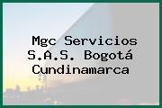 Mgc Servicios S.A.S. Bogotá Cundinamarca