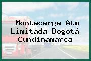 Montacarga Atm Limitada Bogotá Cundinamarca