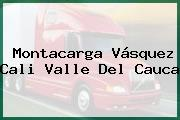 Montacarga Vásquez Cali Valle Del Cauca