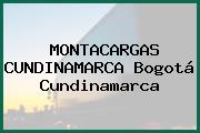 MONTACARGAS CUNDINAMARCA Bogotá Cundinamarca