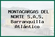 MONTACARGAS DEL NORTE S.A.S. Barranquilla Atlántico