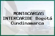 MONTACARGAS INTERCARIBE Bogotá Cundinamarca