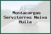 Montacargas Servitorres Neiva Huila
