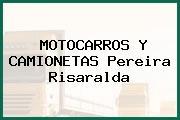 MOTOCARROS Y CAMIONETAS Pereira Risaralda