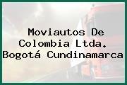 Moviautos De Colombia Ltda. Bogotá Cundinamarca