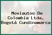 MOVIAUTOS DE COLOMBIA LTDA Bogotá Cundinamarca