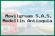 Movilgruas S.A.S. Medellín Antioquia