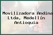 Movilizadora Andina Ltda. Medellín Antioquia