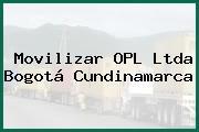 Movilizar OPL Ltda Bogotá Cundinamarca