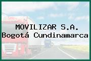 MOVILIZAR S.A. Bogotá Cundinamarca