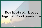 Movipetrol Ltda. Bogotá Cundinamarca