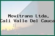 Movitrans Ltda. Cali Valle Del Cauca