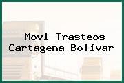 Movi-Trasteos Cartagena Bolívar