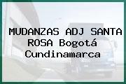 MUDANZAS ADJ SANTA ROSA Bogotá Cundinamarca