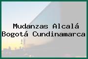 Mudanzas Alcalá Bogotá Cundinamarca