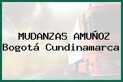 MUDANZAS AMUÑOZ Bogotá Cundinamarca
