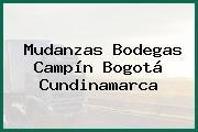 Mudanzas Bodegas Campín Bogotá Cundinamarca