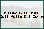 MUDANZAS COLVALLE Cali Valle Del Cauca