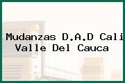 Mudanzas D.A.D Cali Valle Del Cauca