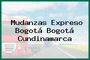 Mudanzas Expreso Bogotá Bogotá Cundinamarca