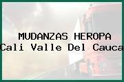 MUDANZAS HEROPA Cali Valle Del Cauca